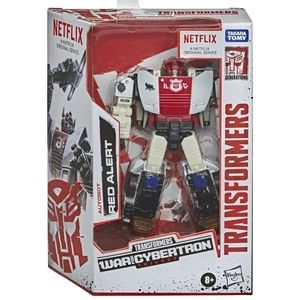 Transformers War for Cybertron: Red Alert